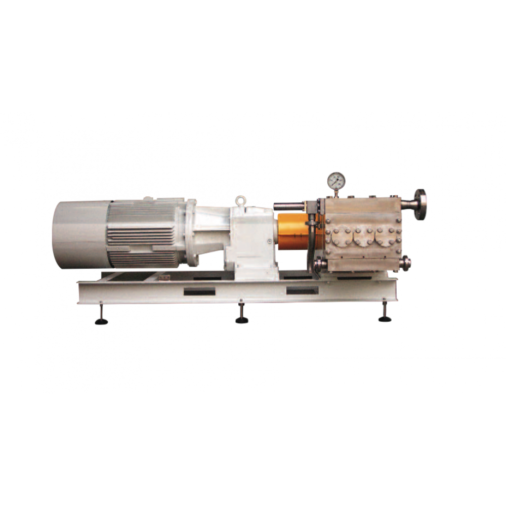 Трехплунжерный насос высокого давления TRIPLEX 3C80