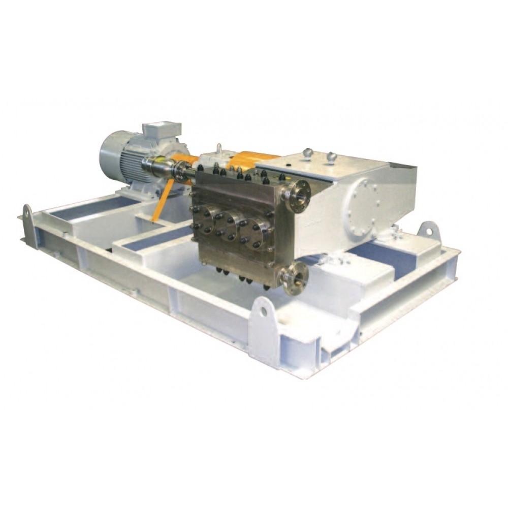 Трехплунжерный насос высокого давления TRIPLEX 3C120