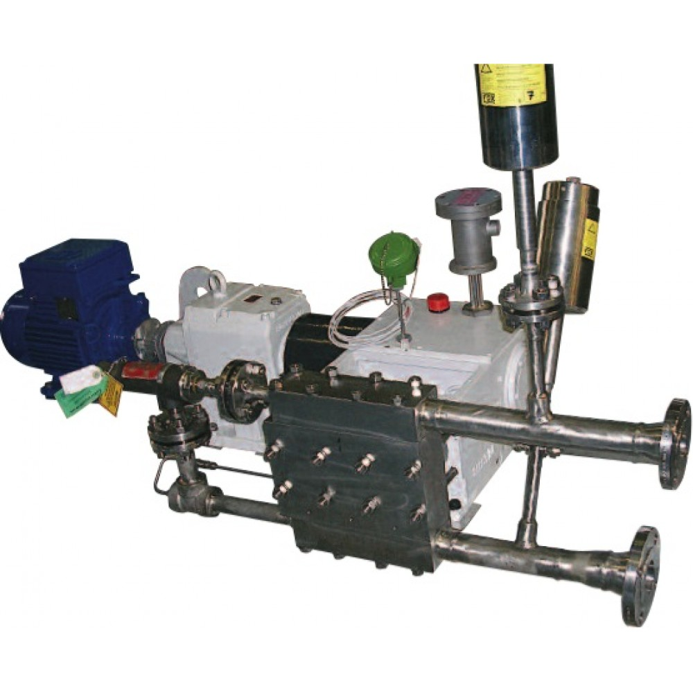 Трехплунжерный насос высокого давления TRIPLEX 3C30