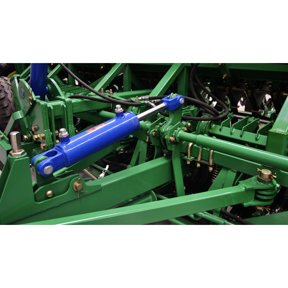 Сеялка зерновая Harvest 630
