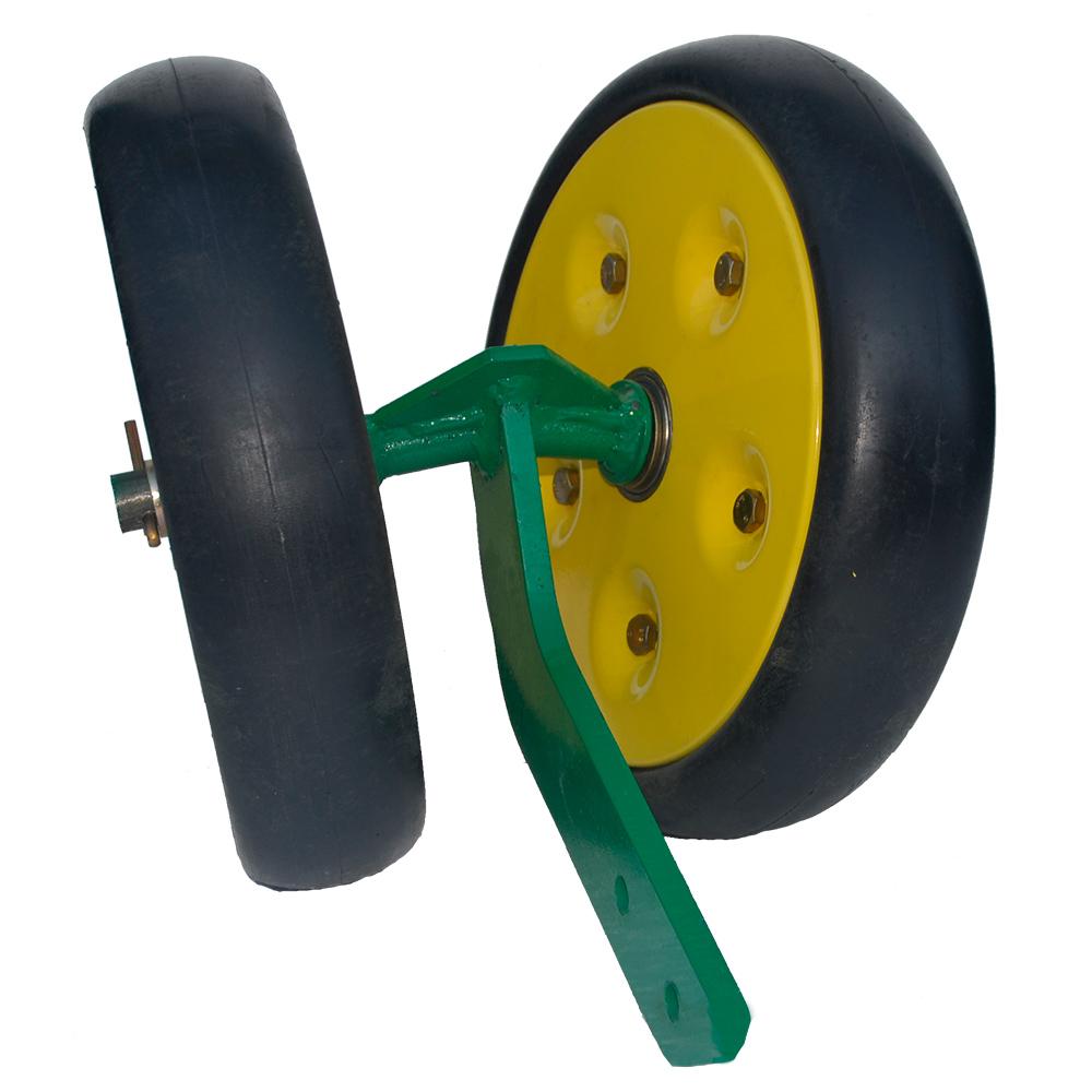 Прикатывающее колесо V-образное